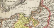 Pierwszy rozbiór Polski. 1772.