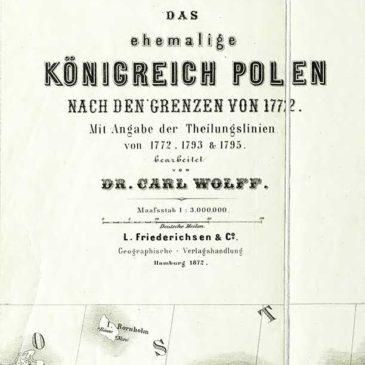 Trzeci rozbiór Polski. 1795.