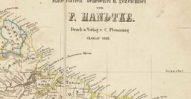 Ameryka Południowa. 1848.