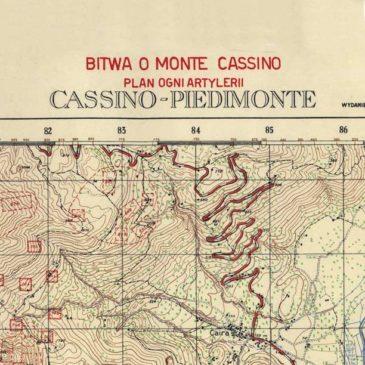 Bitwa o Monte Cassino. 1944.