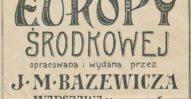 Europa Środkowa podczas I wojny światowej. 1914.