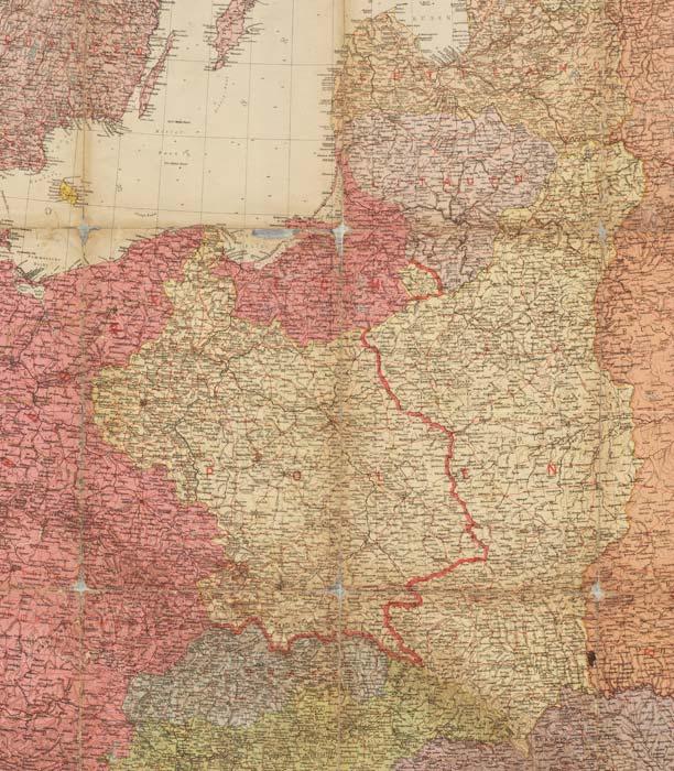 Wybuch II wojny światowej. Niemcy i Rosja napadły na Polskę. 1, 17 wrzesień 1939.